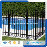 Galvanized Square Tube Wrought Iron Fence