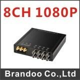 8CH 1080P Mobile DVR Wireless WiFi 3G 4G with GPS