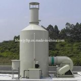 FRP Acid Fume Gas Scrubber for Industry