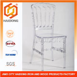 PC Resin Ice Clear Napoleon Chair