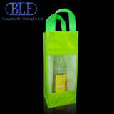 Laminated Non Woven Shopping Bag with PVC Window