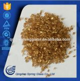 Crushed Glass Granule Decoration