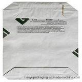 Block Bottom Kraft Paper Valve Bag Packing Tile Adhesive