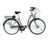 350W City Electric Bicycle with Shimano Inner 7 Speed Gears
