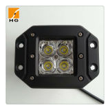 12W 3′′ Car Parts 3D Reflector LED Working Light (HG-895A)