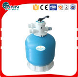 Common Blue Top Mount Manual Swimming Pool Water Filter