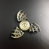 2017 Hot Metal Tri Spinner Dragon EDC Fidget Toy of Thrones Hand Spinner Metal Finger Stress Tri Spinner Dragon for Adults