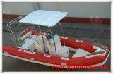 1.2mm South Korea PVC Hard Bottom Inflatable Boat (RIB-520)