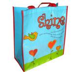 Promotional Cmyk Full Color Matt, Glossy Laminated PP Woven Bag