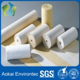 100% PPS Needle Punched Felt with PTFE Membrane for Dust Filter Bag