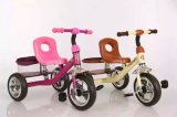 China Kids Ride on Car Baby Tricycle Pram 3 Wheeler Bike