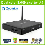 Android TV Box Xbmc WiFi Mx Dual Core 3D Miracast Smart TV Box