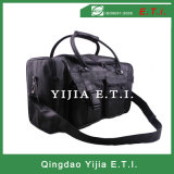 PU Leather Business Trvel Duffle Bag for Men