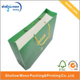 Hot Sale Logo Hot Stamping Gift Packing Bag (QY150041)