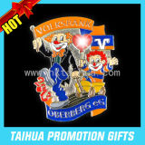 Promotion Metal LED Badge Pin for Advertising Gifts (TH-LED pin001)