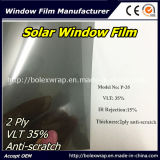 2ply Scratch-Resistant 35% Vlt Solar Window Film Car Window Film