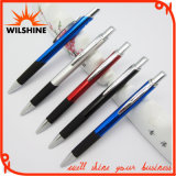 New Design Aluminum Square Barrel Promotion Ball Pen (BP0114)