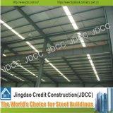 Steel Industrial Workshop with Sunlight Roof