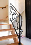 Wrought Iron Railing for Stair