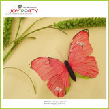 2016 Various Sizes Beautiful Coral Butterfly Decorations for Wedding