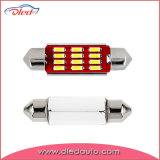 Festoon C5w 39mm Turbo 4014SMD Canbus LED Auto Lamp