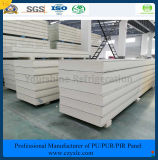 ISO, SGS Approved 150mm Stainless Steel Pur Sandwich (Fast-Fit) Panel for Cool Room/ Cold Room/ Freezer