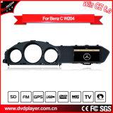 GPS Navigatior for Mercedes-Benz C W204 MP3/MP4/DVD Player