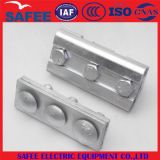 China Protective Jb Type AAC & ACSR Conductor Parallel Groove Clamps - China Parallel Groove Clamps, Repair Sleeve