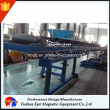 Transporting Belt Conveyor with Magnetic Iron Removal Pulley