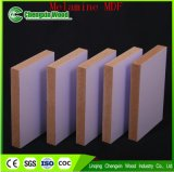 E1 Glue Melamine MDF Board for Indoor Decoration