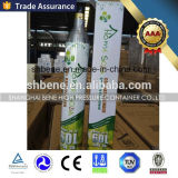 0.6L Aluminum CO2 Cylinder with Tped/Ce/DOT/ISO Approved