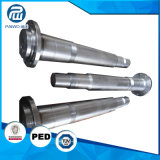 Mechanical Long Forging Spline Shaft for Motor Axle Parts