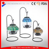 Wholesale Beautiful Mosaic Glass Candle Holder