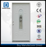 American Prehung Glass Steel Door