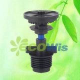 1/2 Inch Dual Nozzle Micro Sprinkler (HT6307)
