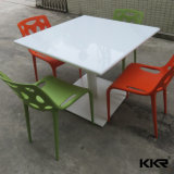 Modern Home Furniture White 700*700 Dining Tables