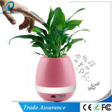 China Manufacture Smart Bluetooth Rechargeable Music Plants Flowerpot
