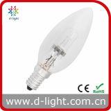 Eco Halogen Bulb Candle C35 18W E14