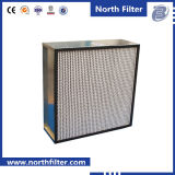 Large Dust Holding HEPA Filter with Aluminum Separators