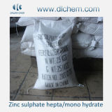 Feed Additives 98%Min Zinc Sulphate Heptahydrate Znso4.7H2O with Great Quality