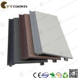 Anti-Fire Gray Exterior Wall Panel Cladding