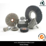 High Quality Round Diamond Steel Wire Floor Brush