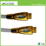 Metal Casing Male HDMI M to M Cable 19pin