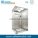 Ce Certified Machine Roomless Stainless Steel Passenger Elevator
