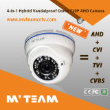 Full HD 720p Ahd Hybird CCTV Waterproof Vandal-Proof Dome Camera