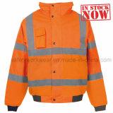 Stock Hi Vis Safety Jacket
