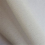 254A DOT Fused Weft Inserted Knitted Interlining for Coat