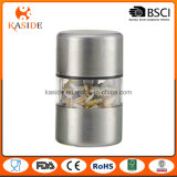 Stainless Steel Manual Operate Mini Salt Pepper Mill