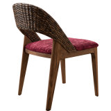 Hotel Furniture Rattan Series Leisure Dining Chair