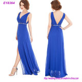 100% Polyester Material Evening Dresses /Formal Lady Dresses